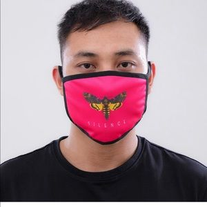Pink Roku Fashion Face Mask